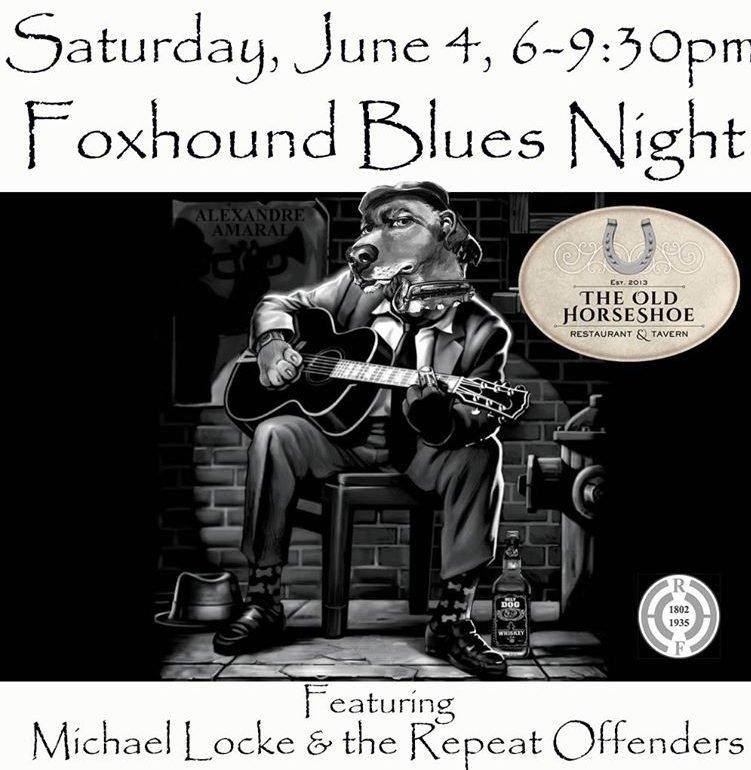 Foxhound Blues Night